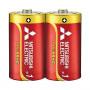 2147345269803 三菱電機 三菱電機アルカリ乾電池 単1形 10本 LR20GD/2S