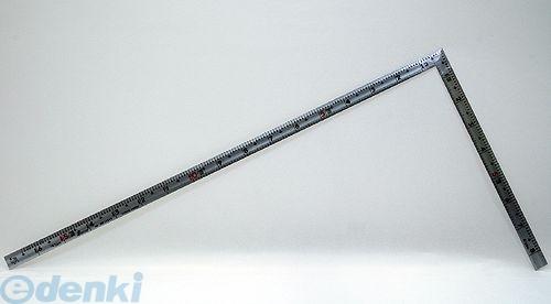 シンワ測定 [10645] 曲尺同厚 シルバー 1尺6寸/50 � 併用目盛 名作