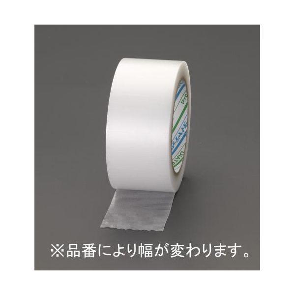 エスコ EA944ML-71 25mmx25m 養生テープ クリア EA944ML71【キャンセル不可】