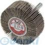 【個数:10個】MURAKO ムラコ KN5020-150 軸付フラップ金具無し 外径50幅20軸径6mm 150# 【10個入】 KN5020150
