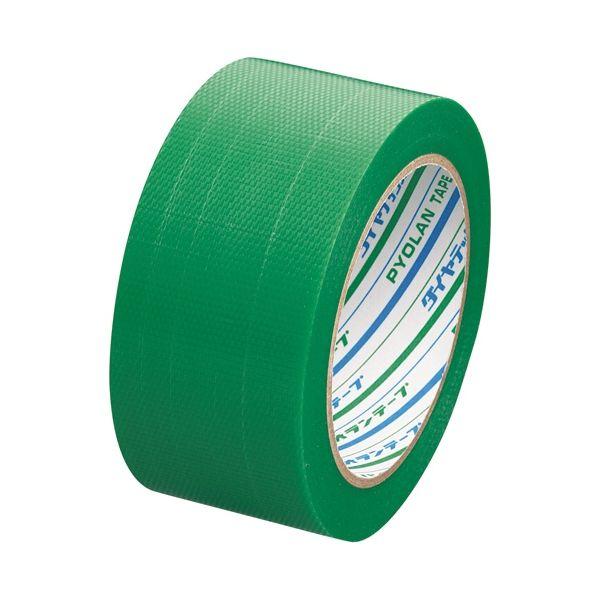 2147345265638 ダイヤテックス パイオラン養生テープ 50mm*25m 緑 30巻 Y−09−GR−50