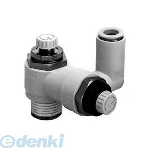 SMC [ASD230F-M5-04] ワンタッチ管継手付デュアルスピードコントローラ