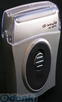 オーム電機 [00-8975] 水洗いポケットシェーバー HB-8975