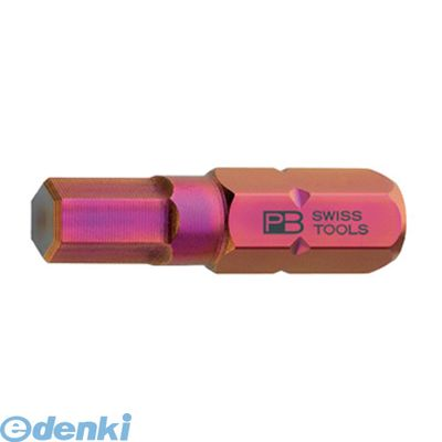 PB SWISS TOOLS [C6-210-2.5] 六角ビット