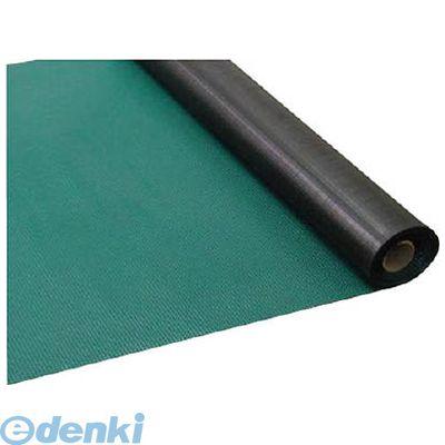 【個数:1個】日大工業 [003021] 塩ビマット ピラマット グリーン 1.5mm厚×915mm×20m巻