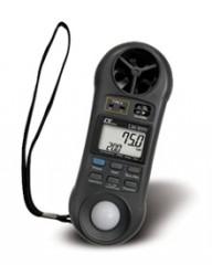 マザーツール [LM-8000] マルチ環境測定器