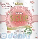 日本製紙クレシア [4901750251109] システィ4R ダブル40m ピンク×10