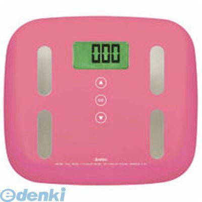 ドリテック [BS-238PK] 体重体組成計 ボディスケール ピエトラプラス ピンク