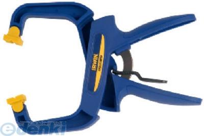 IRWIN Industrialtool [V594002] QuickGrip T59400ECD ハンデイクランプ100mm