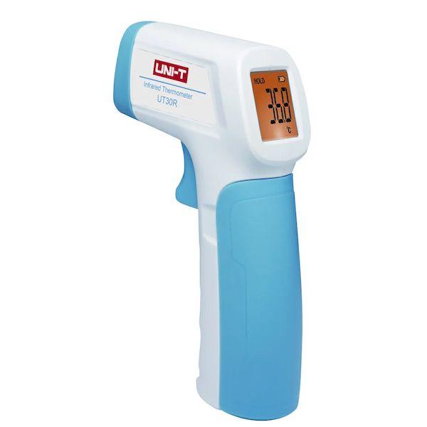 UNI-T社 UT30R 非接触温度計・非接触体温計 ボディーサーモ 高精度