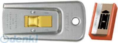 ALLWAY TOOL [V070076] GS セーフテイー ガラススクレーパー 刃付
