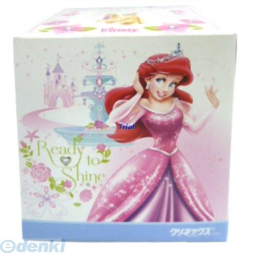 日本製紙クレシア [4901750460501] クリネックス プリンセス ディズニー ティッシュ 80組 1箱×12ケース