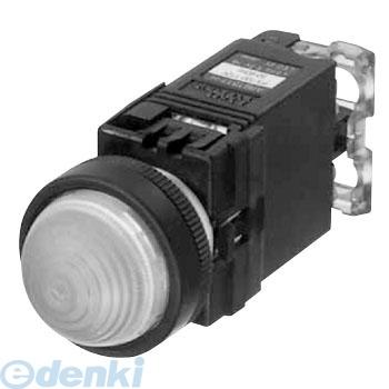 【納期-約3週間】[DR22D0L-M3W] 表示灯 DR22シリーズ  乳白