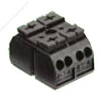 ワゴ [WTB30-2] ワンタッチ端子台
