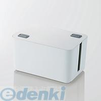 エレコム [EKC-BOX002WH] ケーブルボックス(4個口)