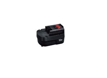 ブラック&デッカー [A12] 12V スライド式バッテリーパック