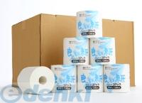【同梱不可】リバース [4562174170140] 良い紙ワンタッチコアレス 芯なし  130m 紙包装 1ロール×60個