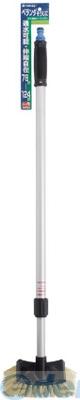 タカギ [G270] 伸縮型パチットデッキブラシ
