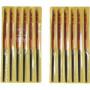 ツボサン TSUBOSAN HI012-03 組ヤスリ 12本組 平 細目 HI01203