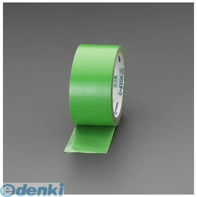 エスコ EA944ML-150 50mmx25m 養生テープ(弱粘着/緑色/1巻) EA944ML150【キャンセル不可】