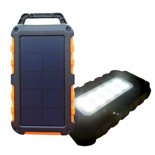 LET153A ソーラーモバイルチャージャー