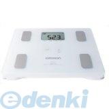オムロンヘルスケア [HBF-214-W] 体重体組成計【両足測定タイプ】