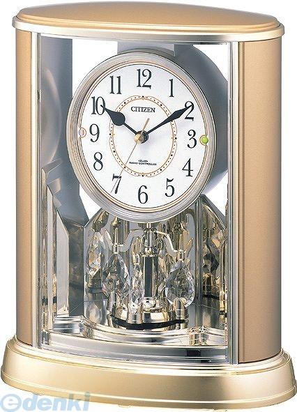 【個数:1個】リズム時計工業 [4RY659-018] 「直送」【代引不可・他メーカー同梱不可】 パルドリームR659
