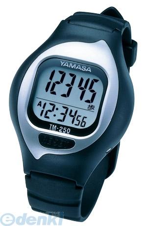 【個数:1個】山佐時計計器 [TM-250-B] NEWとけい万歩 B(ブラック)
