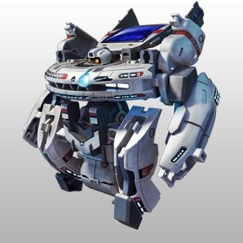 エレキット [JS-6171] スペースロボ7【セブン】