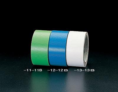 エスコ [EA944ML-12] 50mm x25m (床) 養生テープ (青)【キャンセル不可】
