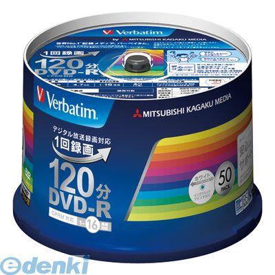 三菱化学メディア [VHR12JP50V3] VIDEO用 DVD−R【AKB】