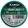 カモ井  W-38 カモイマスキングテープミント 18mm×18m W38