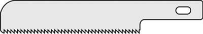 OLFA(オルファ) [XB167A] ホビーのこ替刃A替刃(広刃)3枚入ポリシース