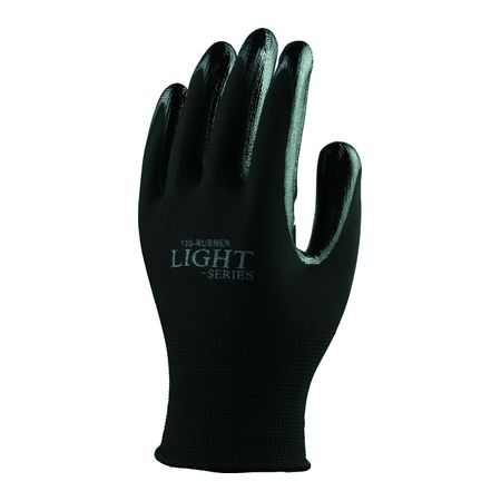 おたふく手袋  4542365003129 A−386 13Gニトリル背抜き手袋10P