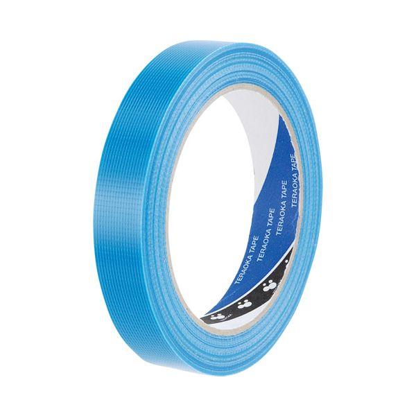 4964833414419 寺岡製作所 貼ってはがせるP−カット18mm×25m 4142 青