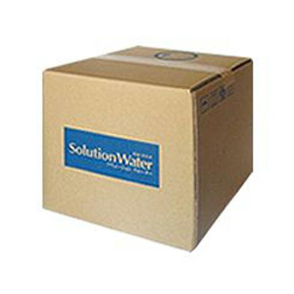 SW-20L 直送 代引不可 ソリューションウォーター 20L 次亜塩素酸水 ノン アルコール ウイルス 消毒 除菌消臭 噴霧器用 詰替 弱酸性pH6