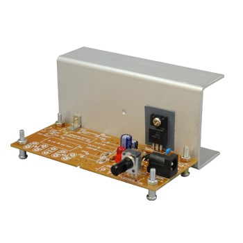 エレキット [PS-3248] 出力可変・安定化電源ユニット