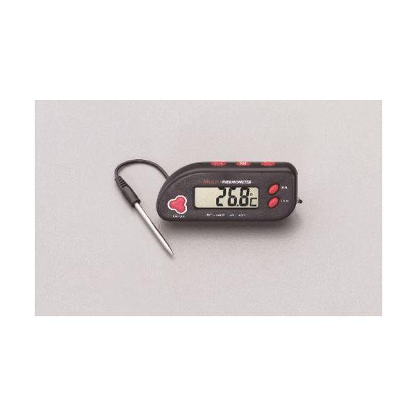 エスコ EA728AC-36 −50゜C〜300゜C デジタル温度計 マグネット付 EA728AC36【キャンセル不可】