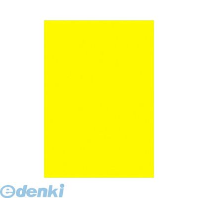 ササガワ [13-5115] ケイコーポスター A4判・レモン 薄口【AKB】