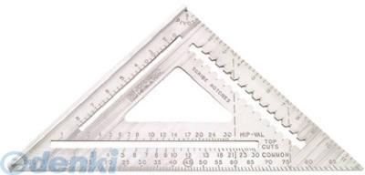 JOHNSON [V727124] RAS120 アルミ三角定規 12インチ