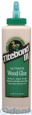 FRANKLIN [V014143] タイトボンド3 強力木工用 473ml