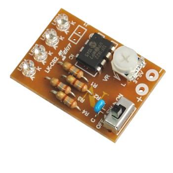 エレキット [LK-CB2] LED順送り点灯キット