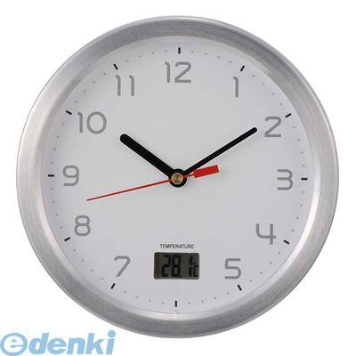 オーム電機  08-0045 お風呂用クロック&温度計 HB−T09−S 080045