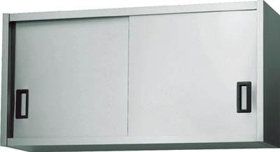東製作所 [AS-750-600]「直送」【代引不可・他メーカー同梱不可】 ステンレス吊戸棚 750×350×600