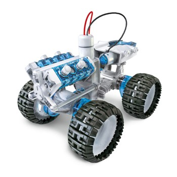 エレキット [JS-7903] 4WD燃料電池カー