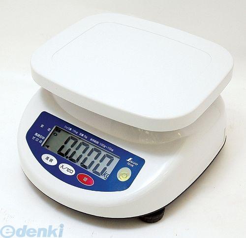 シンワ測定 [70106] デジタル上皿はかり 15� 取引証明以外用