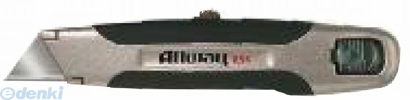 ALLWAY TOOL [V072070] RSK ソフトグリップカッター 収納式