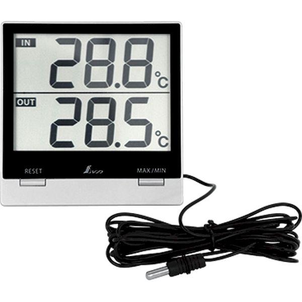 4960910731189 シンワ測定 デジタル温度計 Smart C 防水外部センサー 73118